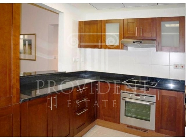 Kitchen - Green Lake Towers, JLT