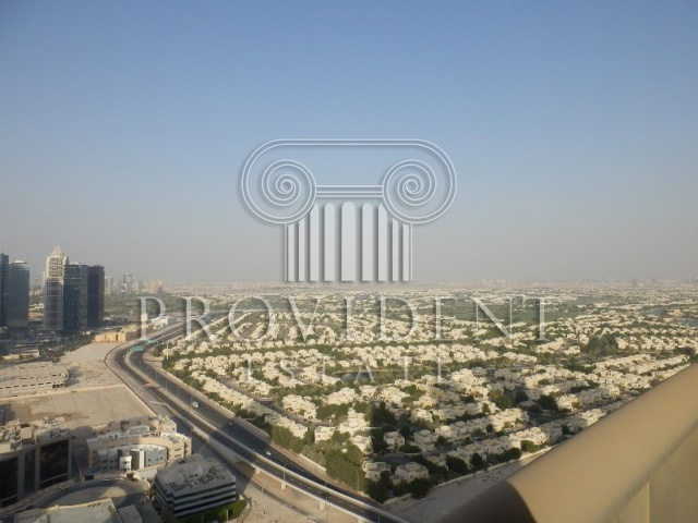Concorde Tower, JLT - Jumeirah Islands View