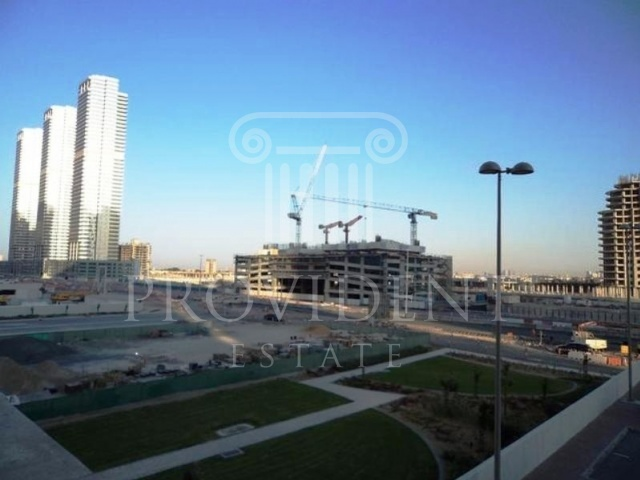 view from unit - Icon Tower, JLT