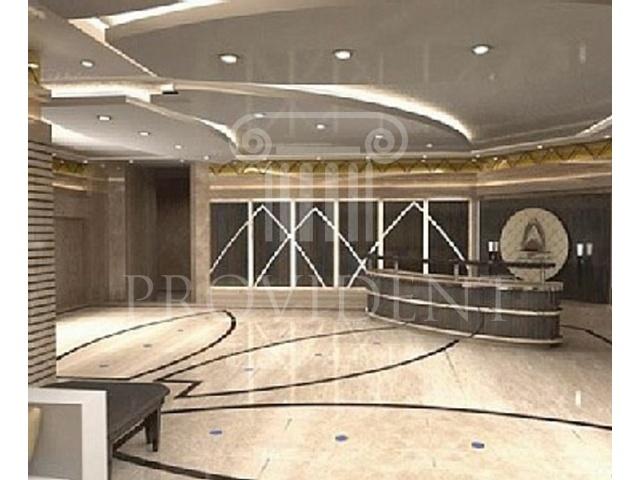 Dubai Arch Lobby