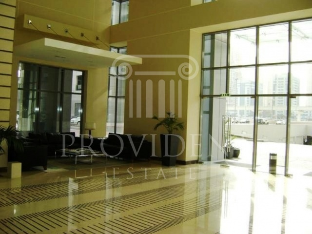 Lobby - Green Lake Towers, JLT