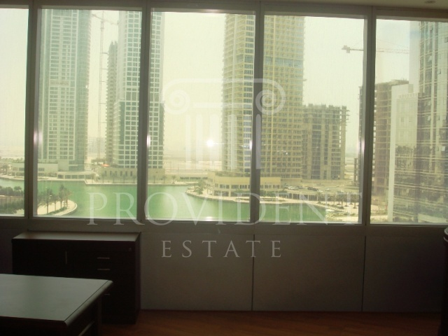 Fitted type office - Almas Tower, JLT