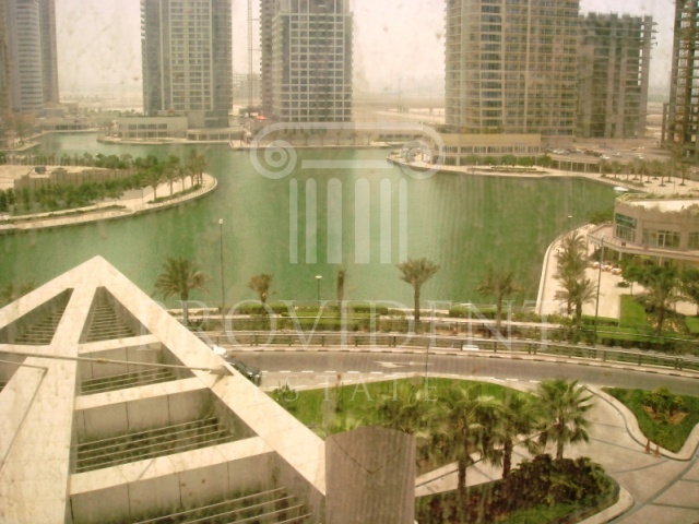 view from unit - Fitted type office - Almas Tower, JLT
