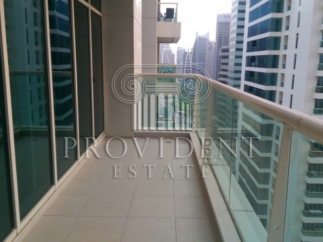 Al Seef Tower 2, JLT - Balcony