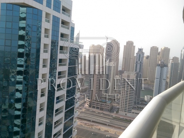 Al Waleed Paradise, JLT - Balcony