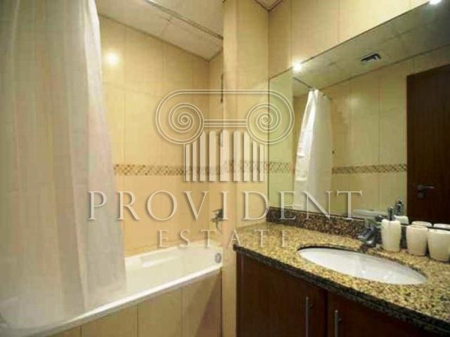 Bathroom - Saba Tower 2, JLT