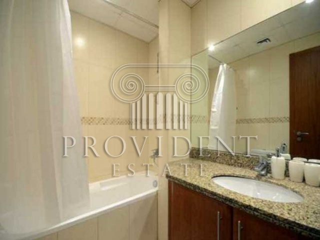 Saba Tower 3, JLT - Bathroom