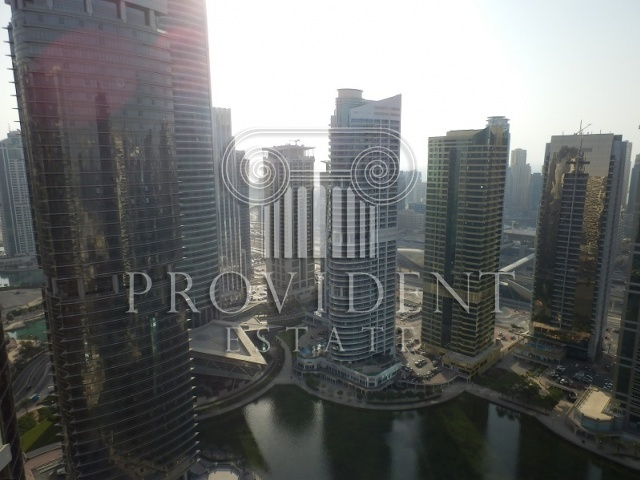 Concorde Tower, JLT - Lake View