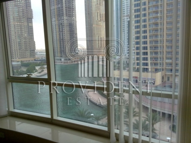 Fortune Tower, JLT - Lake View