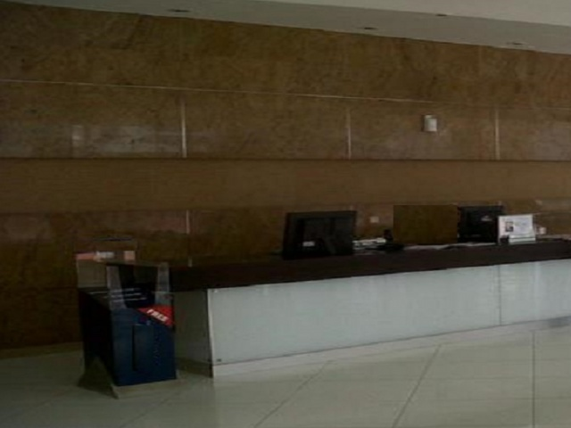 Gold Tower, JLT - Reception Area