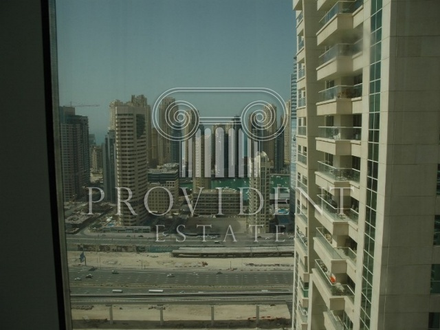 Goldcrest Executive, JLT - Dubai Marina View