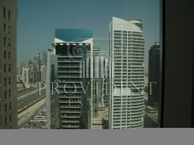 Goldcrest Executive, JLT - SZR View