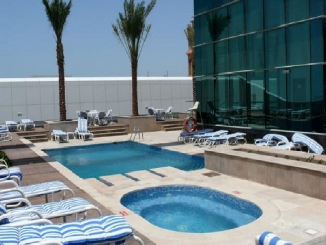 Goldcrest Executive, JLT - Shared Pool