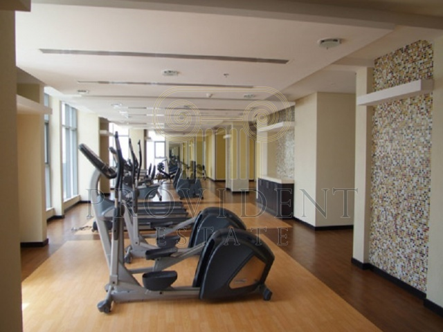 Green Lake Tower 2_JLT - Gym