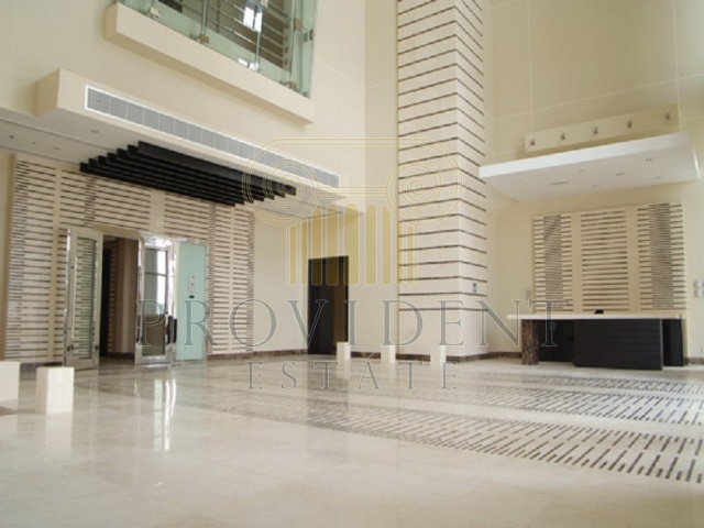 Green Lake Tower 2_JLT - Lobby