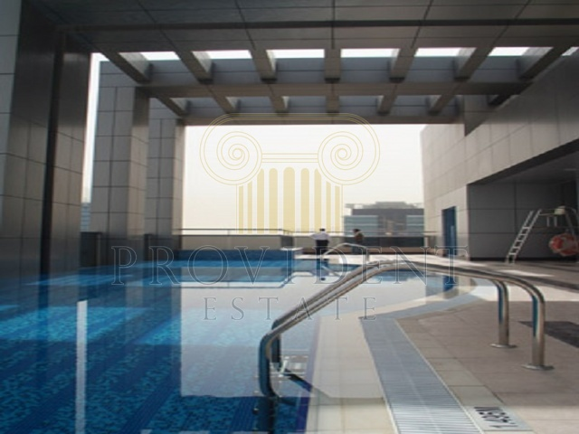 Green Lake Tower 2_JLT - Pool