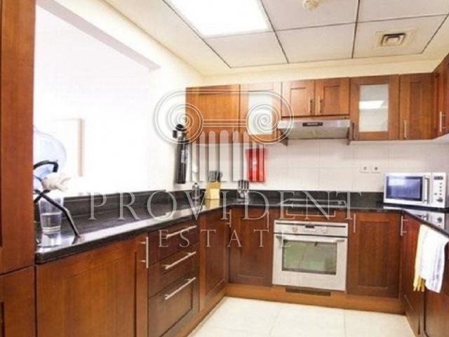 Green Lake Towers, JLT - Kitchen Area