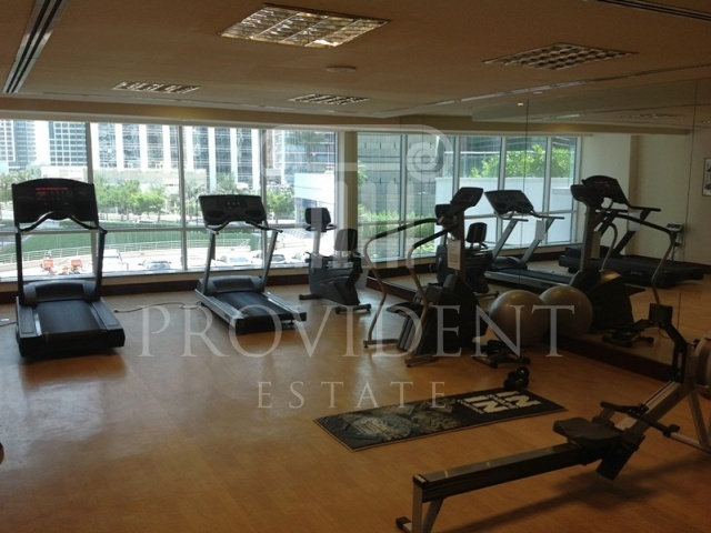 Gym - Lake Terrace_Jumeirah Lake Towers
