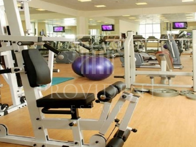 Gym -  Liwa Heights_JLT