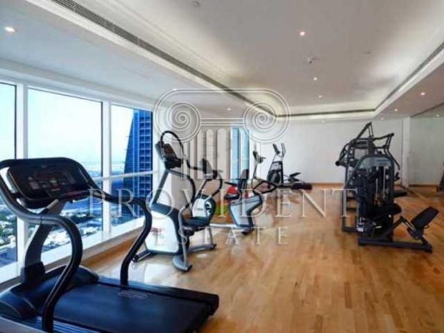 Saba Towers, JLT - Gym