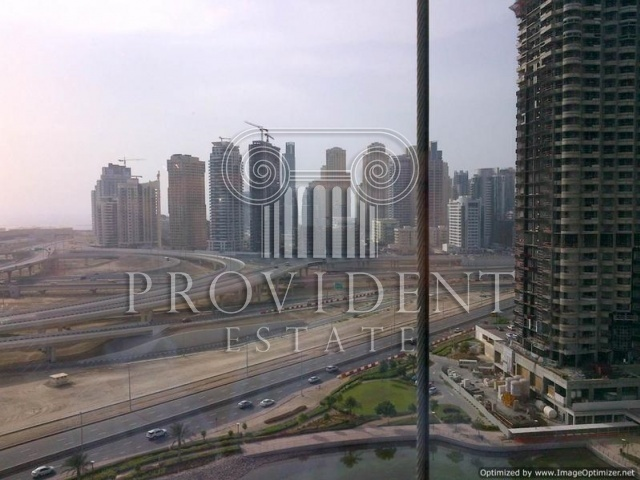HDS Business Center, JLT - View