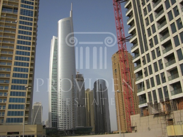 Almas Tower, JLT