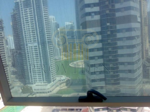 Icon Tower 1, JLT - Lake View