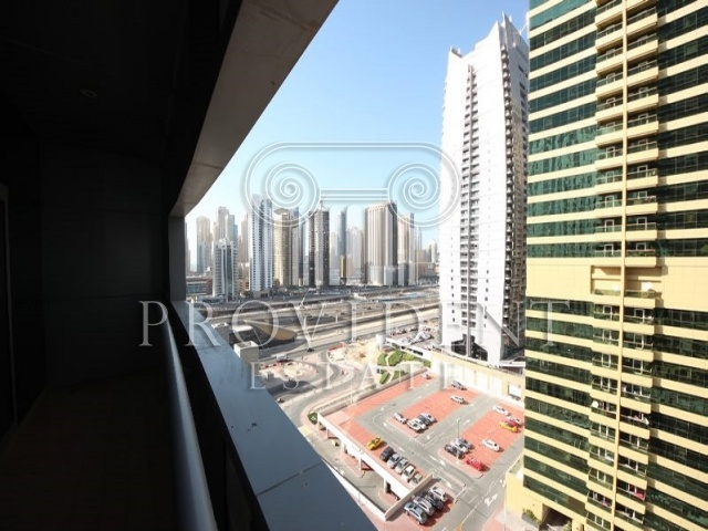 Indigo Tower, JLT - Balcony