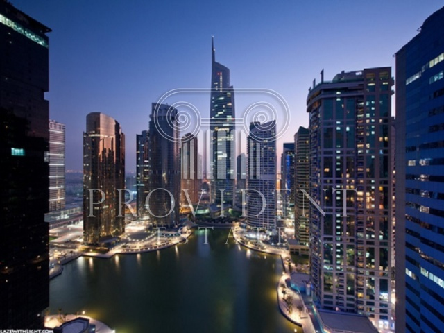 Jumeirah Lake Towers, Dubai