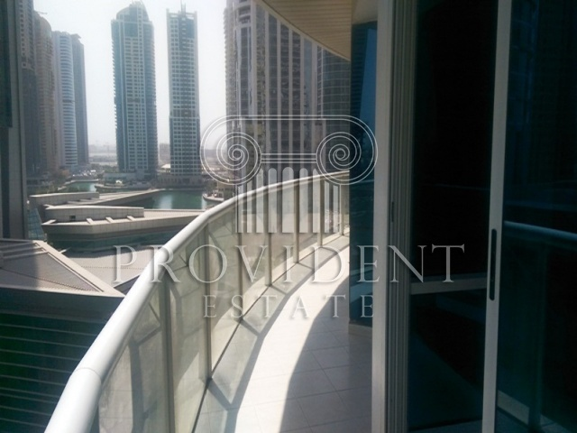 Lake Terrace, JLT - Balcony