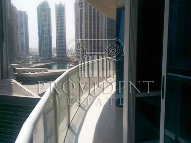 Lake Terrace, JLT - Balcony