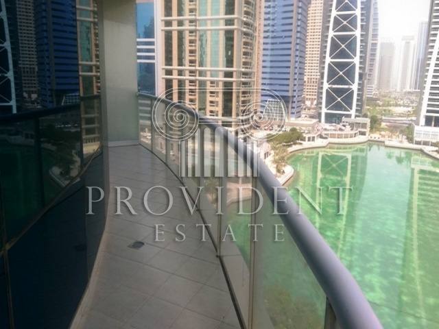 Lake Terrace, JLT - Lake View