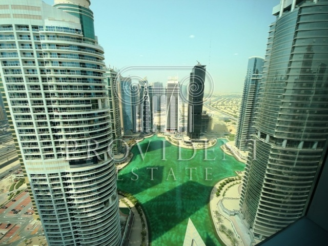 Almas Tower, JLT - View