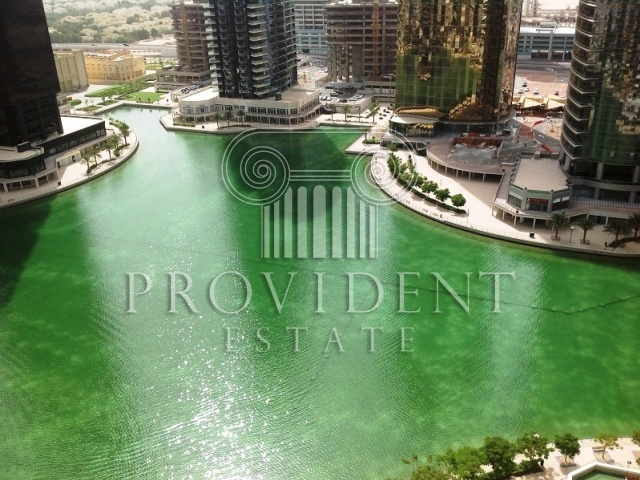 Lake City Tower, JLT - Lake View