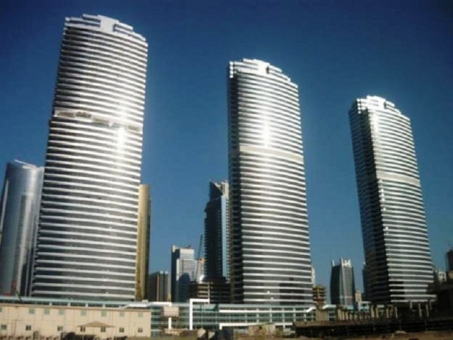 Mazaya Business Avenue BB2, JLT