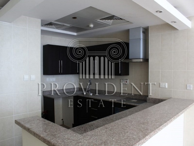 O2 Residence, JLT - Kitchen Area