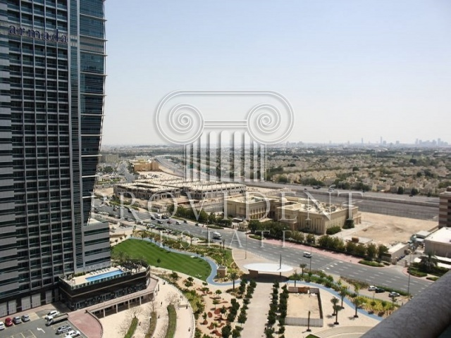 O2 Residence, JLT - Jumeirah Islands View