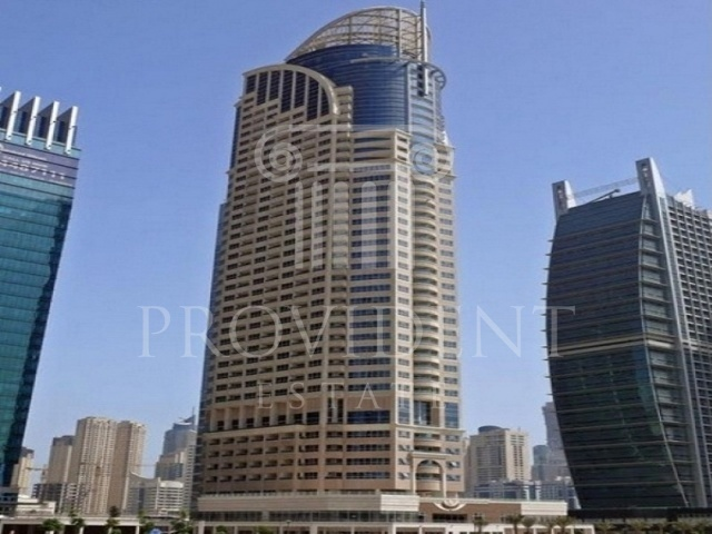 O 2 Tower, Jumeirah Lake Towers