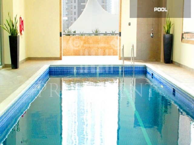Pool -  Liwa Heights_JLT