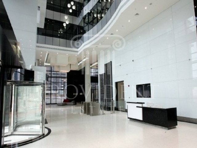 Reception Area - JBC 3, Jumeirah Lake Towers