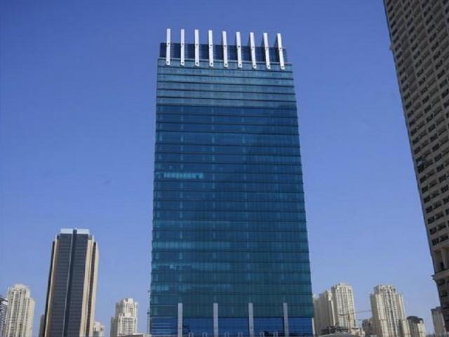 Reef Tower, Jumeirah Lake Towers