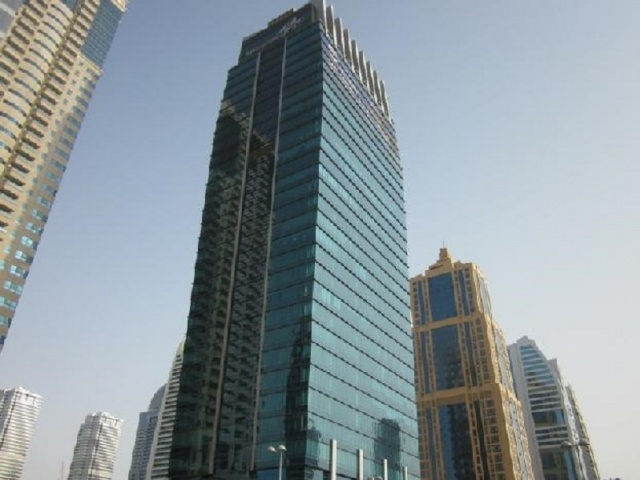 Reef Tower, Jumeirah Lake Towers