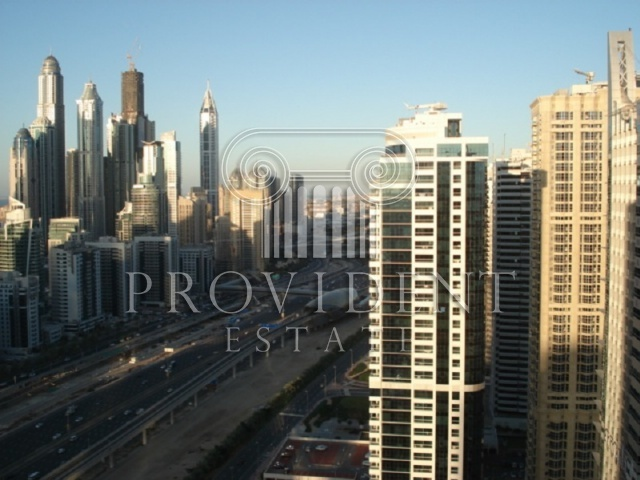 Madina Tower, JLT - SZR View