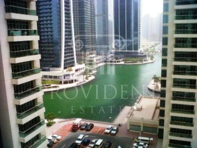 view from unit - Tamweel Tower, JLT