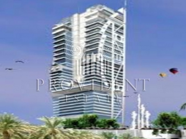 Wind Tower 2, JLT