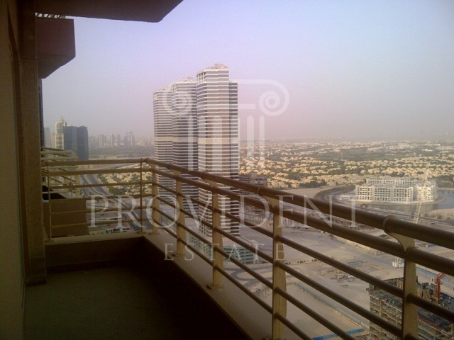 Balcony - Icon tower 2, JLT