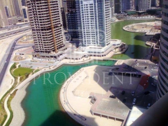 Lake view - Icon Tower 1, JLT