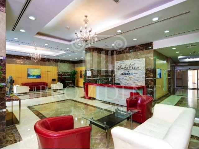 Lobby - Lake View Tower, JLT
