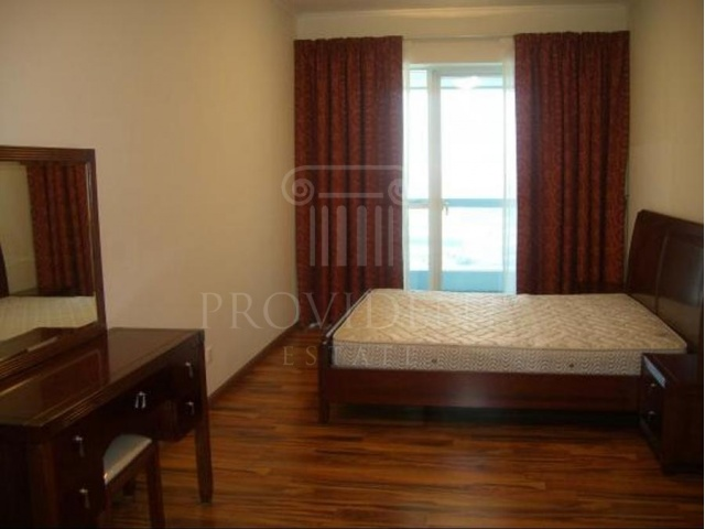 Bedroom - Saba Tower, JLT