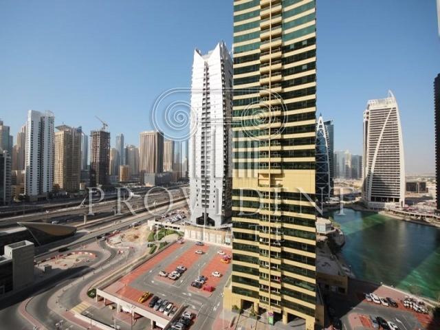 Almas Tower - Jumeirah Lakes Towers